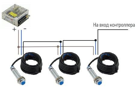 Подключение датчика влажности и температуры DHT11 (DHT22)